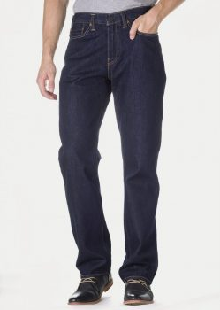 Levi's 514 Straigh Fit Jeans - Tumbled Indigo