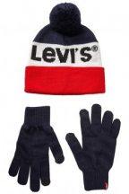 Levi's Sportswear Gloves/Cap-sapka/kesztyű-Navy Blue