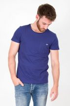 Lee férfi póló-Kék