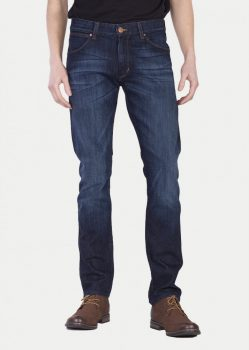 Wrangler Larston Slim Tapered - Broken Patina